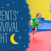 вечер за родители в The Little Gym, Parents' Survival Night в The Little Gym-TLG-Sofia-Yuppie.bg