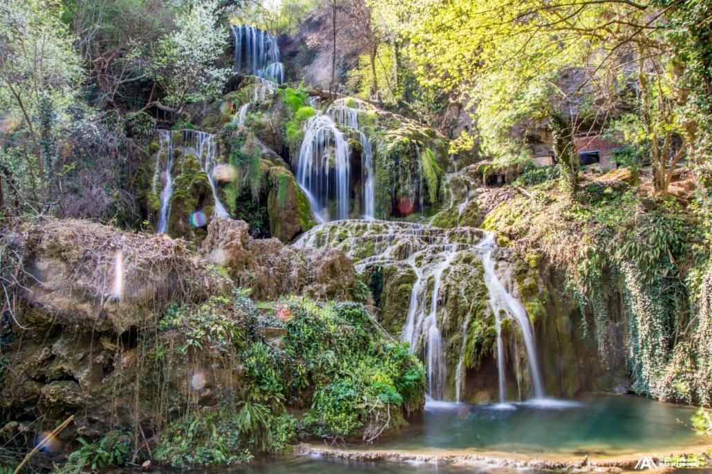 Крушунски водопади туризъм с деца