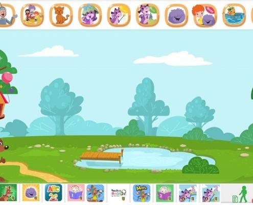 учебна програма по английски език, Apps-GooglePlay-iOSstore-HelenDoron-Destop-YuppieEdu1